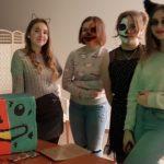 VAKARĖLIS PAAUGLIAMS: TEENS HELLOWEEN PRE-PARTY!